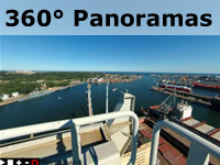 Click for 360 Panoramas of Gdynia (opens new window)